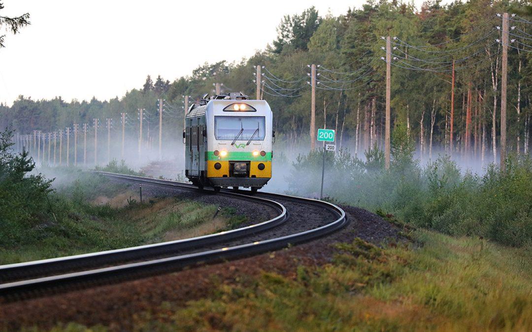Y-juna Helsinki-Hanko ilman junan vaihtoa